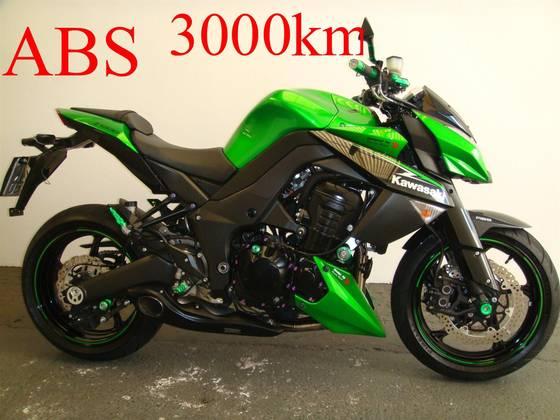 KAWASAKI Z1000 ABS NAKED 2013/2013