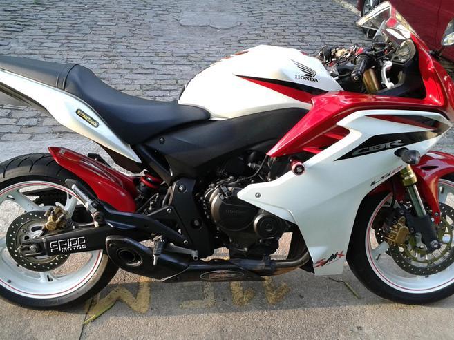 HONDA CBR 600F - Webmotors - 599799