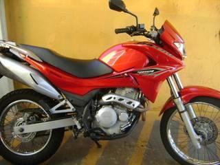 Motos Honda Nx 400I Falcon   Webmotors 0ad6dda846