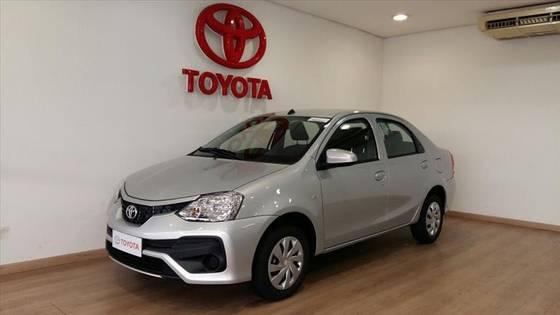 toyota etios 2018.  2018 toyota etios 15 xs sedan 16v flex 4p automtico 20172018 in toyota etios 2018