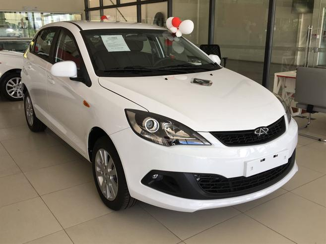 CHERY CELER 1.5 MPFI 16V FLEX ACT 4P MANUAL 2017/2018