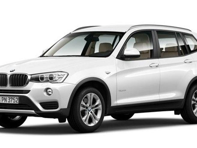 BMW X3 3.0 35I M SPORT 4X4 24V GASOLINA 4P AUTOMÁTICO 2017/2017