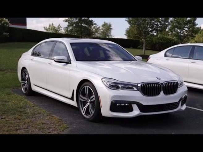 BMW 750i 4.4 M SPORT SEDAN V8 32V GASOLINA 4P AUTOMÁTICO 2017/2017