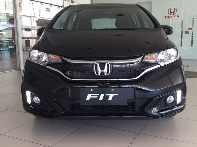HONDA FIT 1.5 EX 16V FLEX 4P AUTOMÁTICO 2018/2018