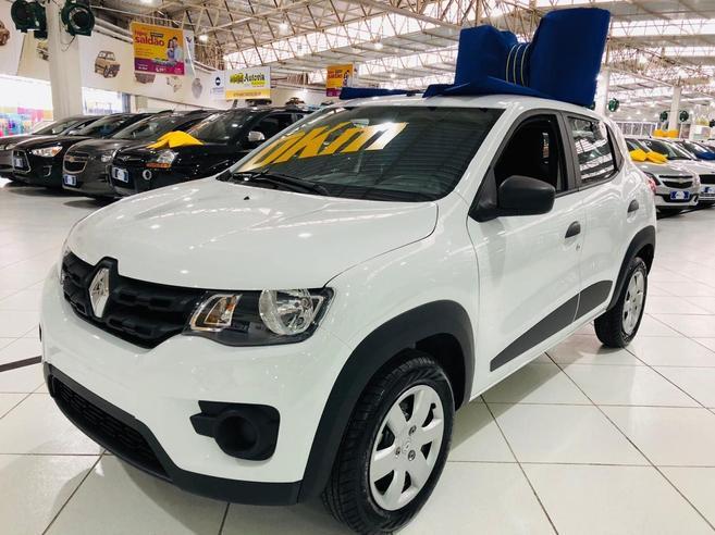 Renault Kwid 10 12v Sce Flex Zen Manual Webmotors 26705617