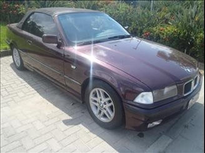 BMW 325i 2.5 CABRIO 24V GASOLINA 2P AUTOMÁTICO 1994/1994