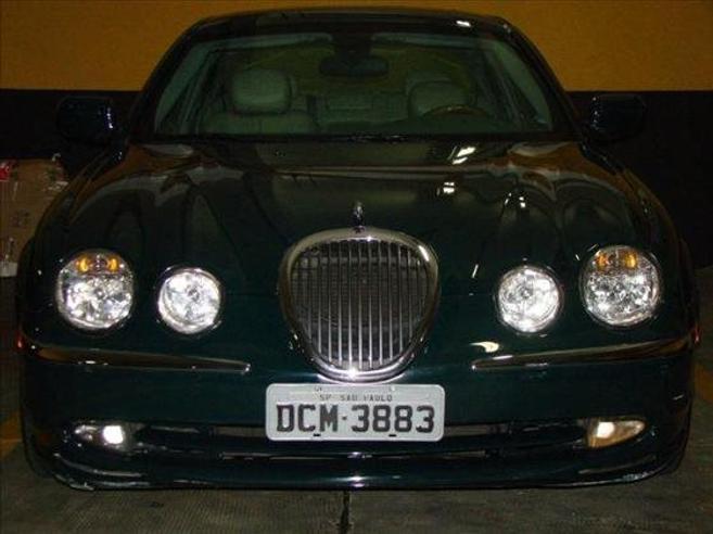 JAGUAR S-TYPE 3.0 SE V6 24V GASOLINA 4P AUTOMÁTICO 2000/2000
