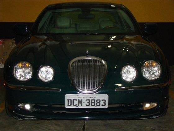 Wonderful JAGUAR S TYPE 3.0 SE V6 24V GASOLINA 4P AUTOMÁTICO 2000/2000