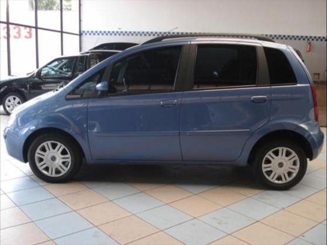 Fiat idea 1 8 mpi hlx 8v flex 4p manual webmotors 8250145 for Fiat idea hlx 1 8 2006 caracteristicas