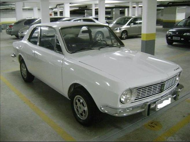 FORD CORCEL 1.4 LUXO 8V GASOLINA 2P MANUAL 1971/1971