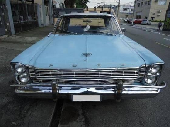 FORD GALAXIE 500 GASOLINA 4P MANUAL 1970/1970