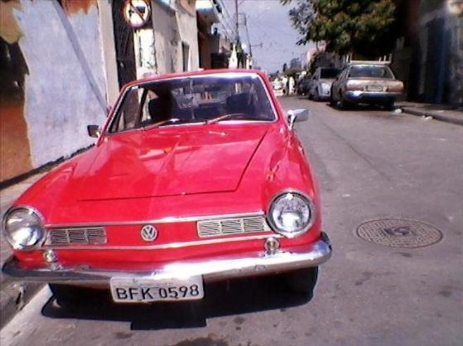 VOLKSWAGEN KARMANN-GHIA 1.6 TC 8V GASOLINA 2P MANUAL 1975/1975