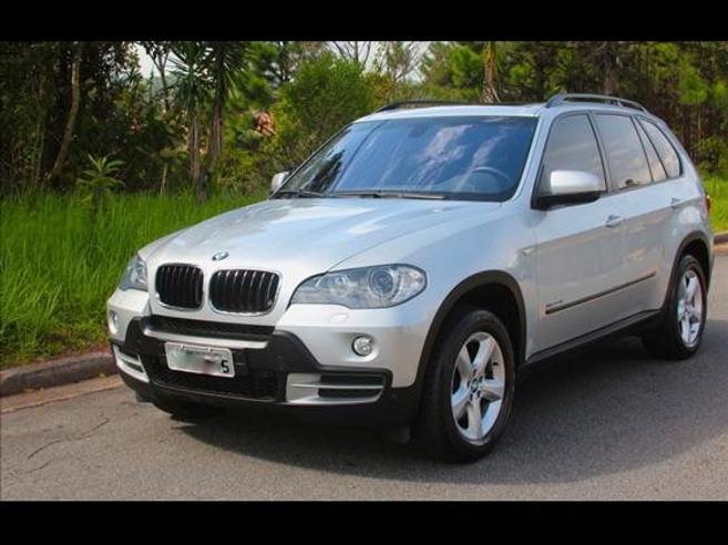 BMW X5 3.0 SI 4X4 24V GASOLINA 4P AUTOMÁTICO 2010/2010