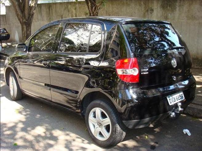 VOLKSWAGEN FOX 1.0 MI CITY 8V FLEX 4P MANUAL 2006/2007