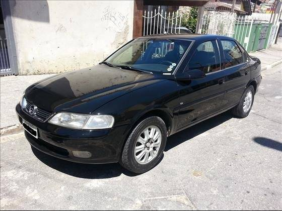 CHEVROLET VECTRA 2.0 SFI CD 16V GASOLINA 4P MANUAL 1996/1997