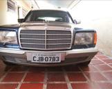 MERCEDES-BENZ-500 SE-1981
