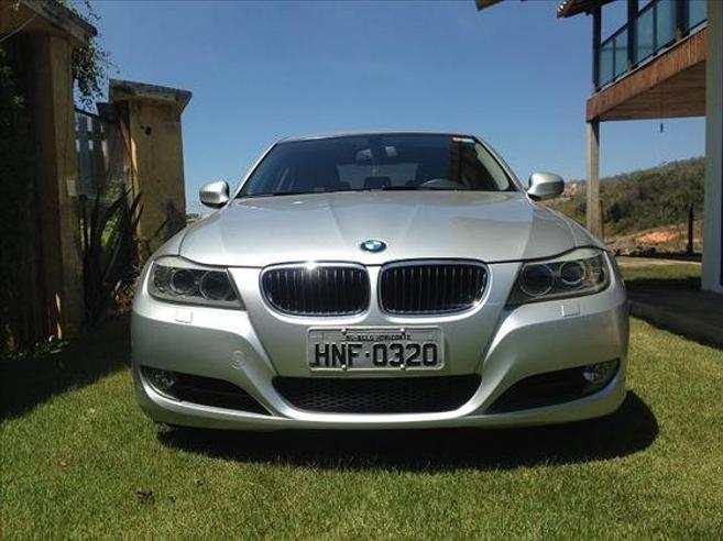 BMW 320i 2.0 16V GASOLINA 4P AUTOMÁTICO 2010/2010