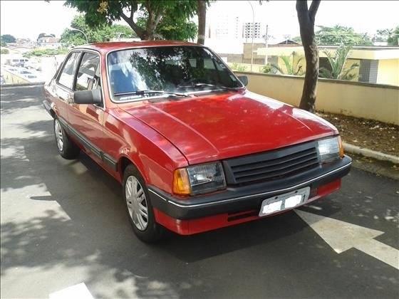 CHEVROLET CHEVETTE 1.6 SE 8V GASOLINA 2P AUTOMÁTICO 1987/1987