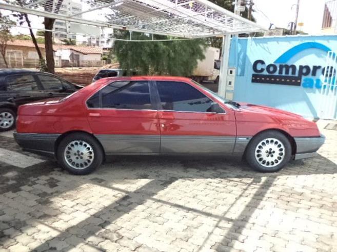 ALFA ROMEO 164 3.0 V6 12V GASOLINA 4P MANUAL 1991/1991