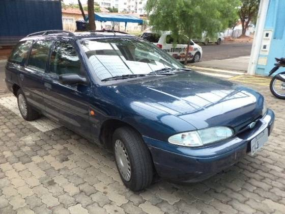 FORD MONDEO 1.8 CLX SW 16V GASOLINA 4P MANUAL 1995/1995