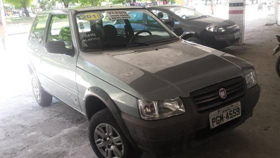 FIAT UNO 2012 USADO - Recife/PE - Recife, PE | MGF Veículos Fiat Uno Portas Em Recife on