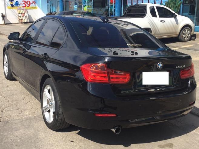 BMW 320i 2.0 GP 16V TURBO GASOLINA 4P AUTOMÁTICO 2012/2013