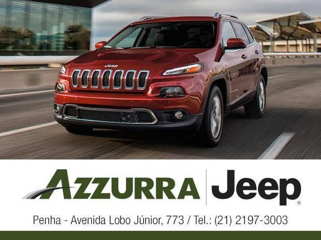 JEEP CHEROKEE 3.2 LONGITUDE 4X4 V6 24V GASOLINA 4P AUTOMÁTICO 2015/2015