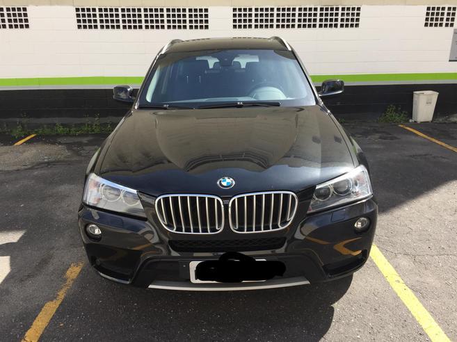 BMW X3 2.0 28I 4X4 16V GASOLINA 4P AUTOMÁTICO 2013/2014