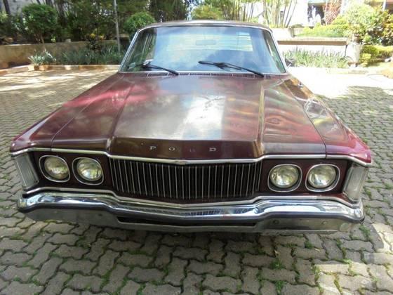 FORD GALAXIE LANDAU GASOLINA 4P AUTOMÁTICO 1979/1979