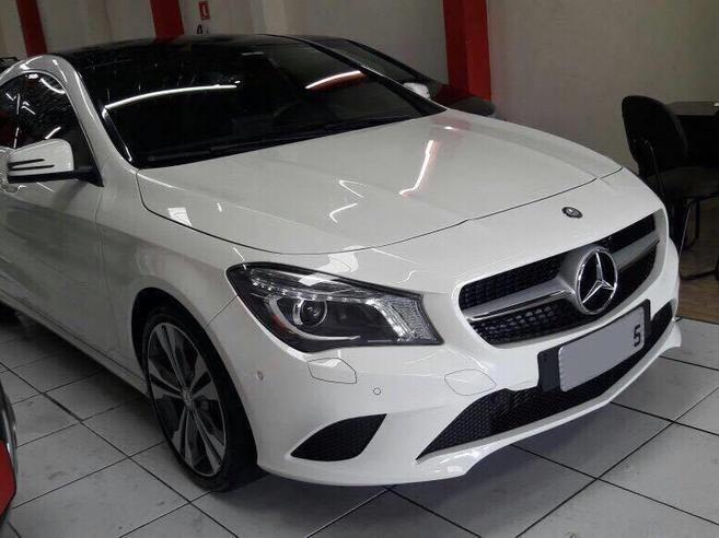 Preço do Mercedes-Benz Cla 200 2016 1.6 vision 16v flex 4p