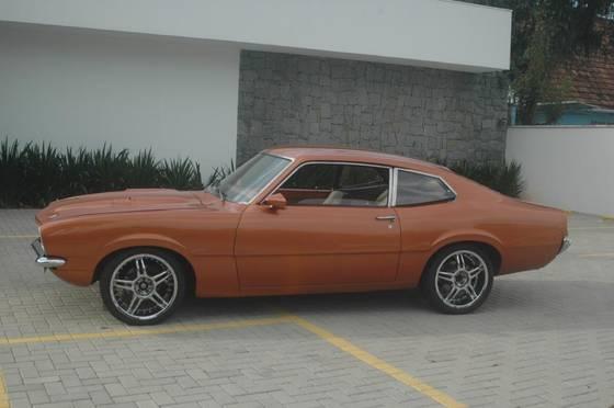 FORD MAVERICK 5.0 SUPER LUXO V8 16V GASOLINA 2P MANUAL 1974/1974