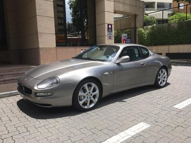 MASERATI COUPÉ 4.2 CAMBIOCORSA V8 GASOLINA 2P MANUAL 2003/2004