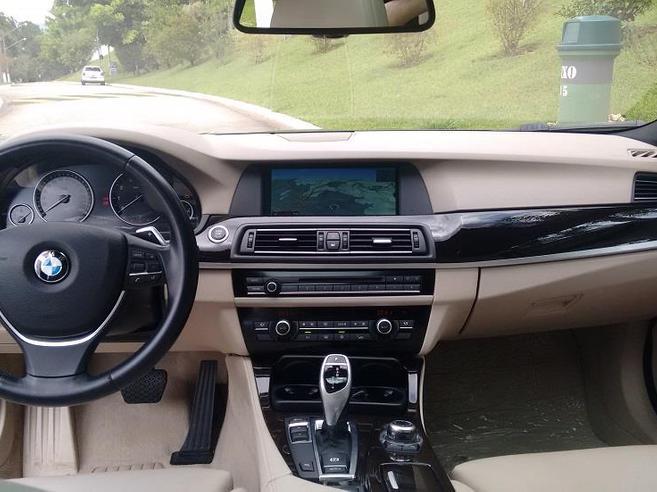 BMW 550i 4.4 SEDAN V8 32V GASOLINA 4P AUTOMÁTICO 2011/2011
