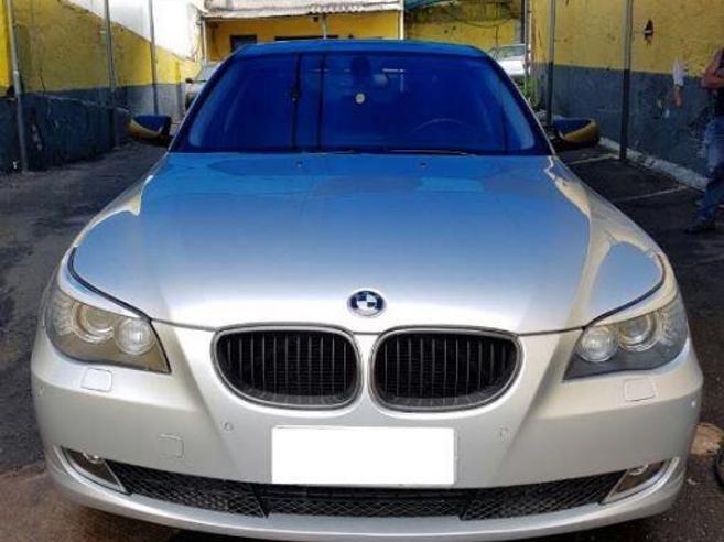 BMW 550i 4.8 SEDAN V8 32V GASOLINA 4P AUTOMÁTICO 2007/2008