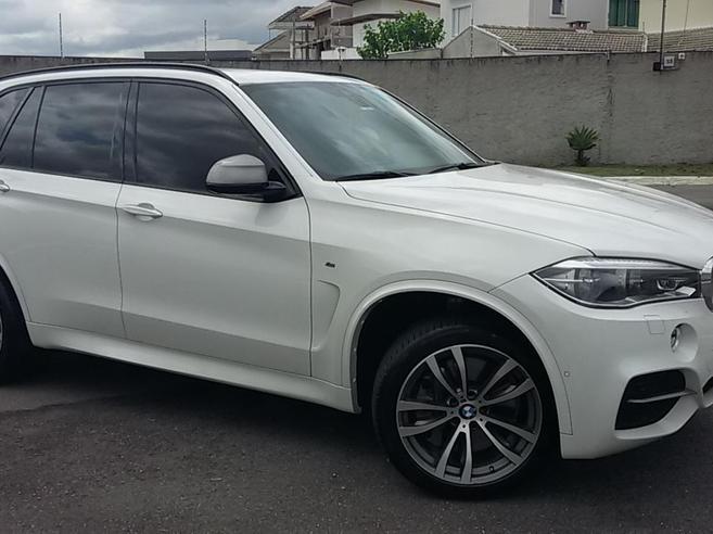 BMW X5 3.0 4X4 M50D I6 TURBO DIESEL 4P AUTOMÁTICO 2015/2016