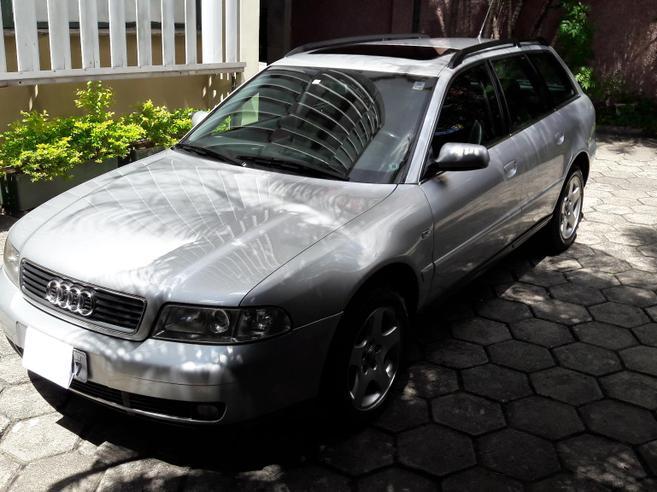 AUDI A4 2.8 AVANT V6 30V GASOLINA 4P TIPTRONIC 2000/2000