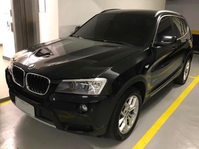 BMW X3 2.0 20I 4X4 16V GASOLINA 4P AUTOMÁTICO 2013/2013
