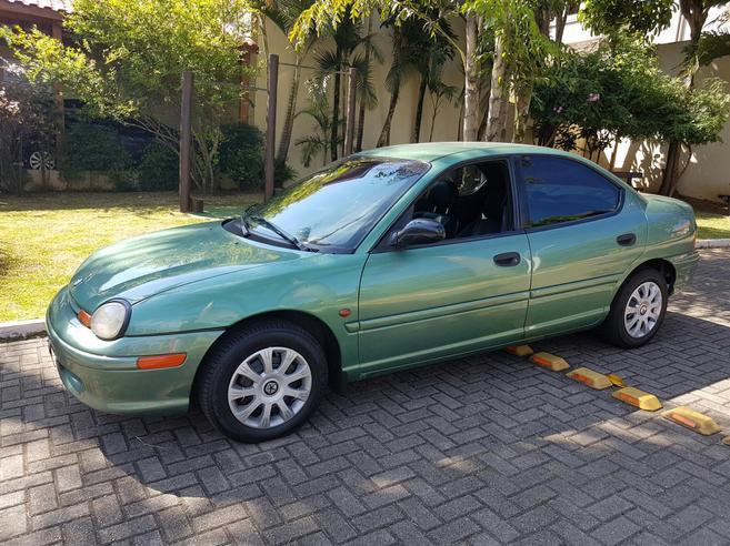 CHRYSLER NEON 2.0 LE SEDAN 16V GASOLINA 4P AUTOMÁTICO 1997/1998