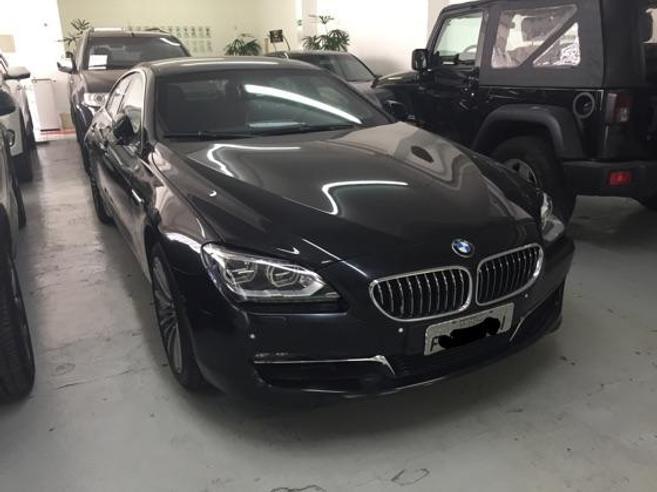 BMW 640i 3.0 GRAN COUPÉ 24V GASOLINA 4P AUTOMÁTICO 2012/2013