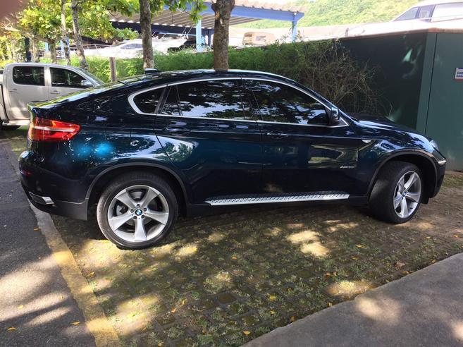 BMW X6 4.4 50I 4X4 COUPÉ 8 CILINDROS 32V BI-TURBO GASOLINA 4P AUTOMÁTICO 2014/2014