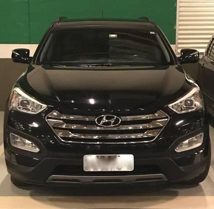 HYUNDAI SANTA FÉ 3.3 MPFI 4X4 7 LUGARES V6 270CV GASOLINA 4P AUTOMÁTICO