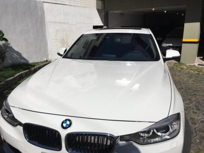 BMW 328i 2.0 SEDAN 16V GASOLINA 4P AUTOMÁTICO 2012/2012