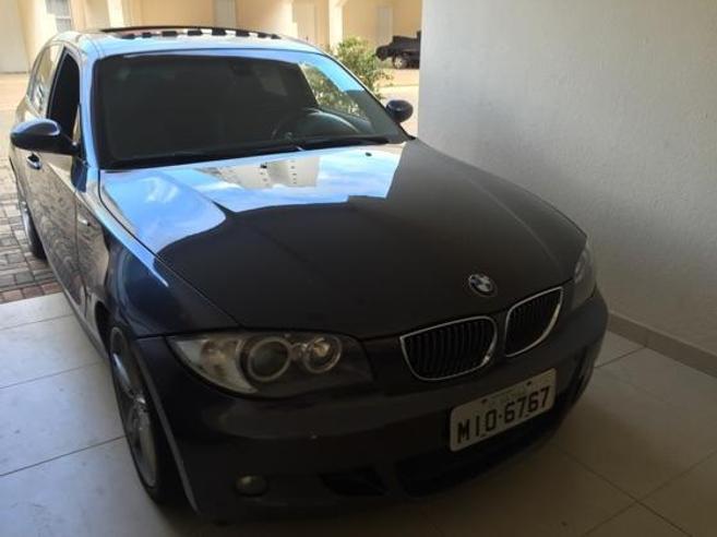 BMW 130i 3.0 SPORT HATCH 24V GASOLINA 4P AUTOMÁTICO 2006/2007