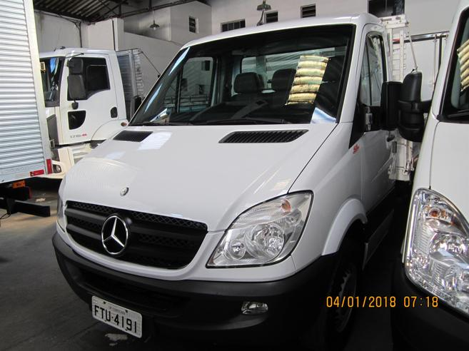 MERCEDES-BENZ SPRINTER 2.2 CHASSI STREET LONGO 311 CDI DIESEL 3P MANUAL 2014/2014