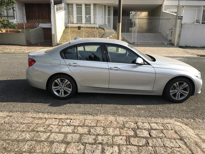 BMW 320i 2.0 SPORT 16V TURBO ACTIVE FLEX 4P AUTOMÁTICO 2016/2016