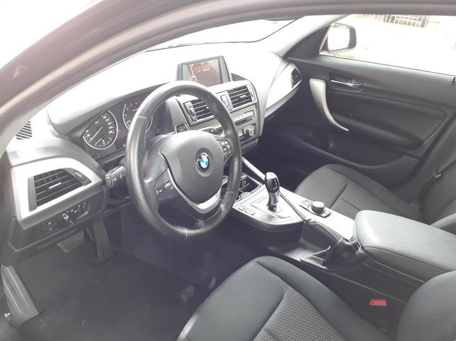 BMW 118i 1.6 URBAN LINE 16V TURBO GASOLINA 4P AUTOMÁTICO 2011/2012
