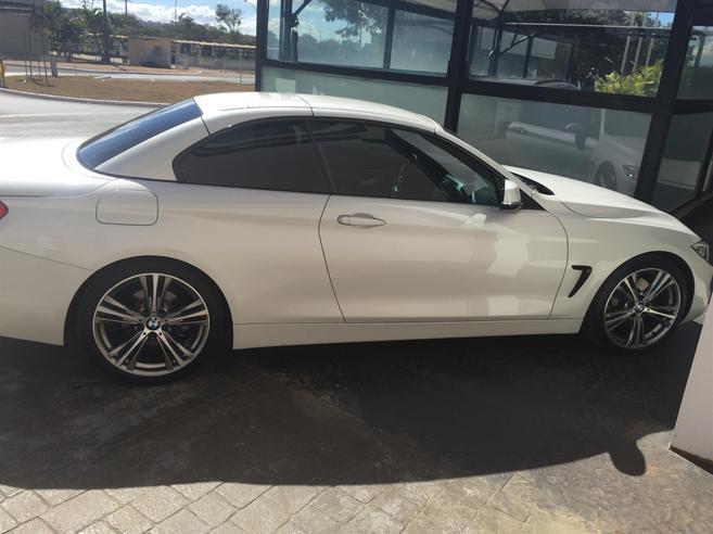 BMW 428i 2.0 SPORT GP CABRIO 16V TURBO GASOLINA 2P AUTOMÁTICO 2015/2016