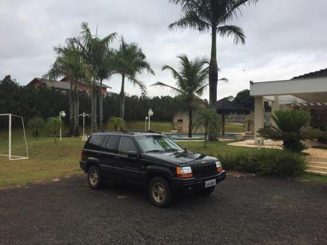 JEEP GRAND CHEROKEE 5.2 LIMITED 4X4 V8 16V GASOLINA 4P AUTOMÁTICO 1996/1996
