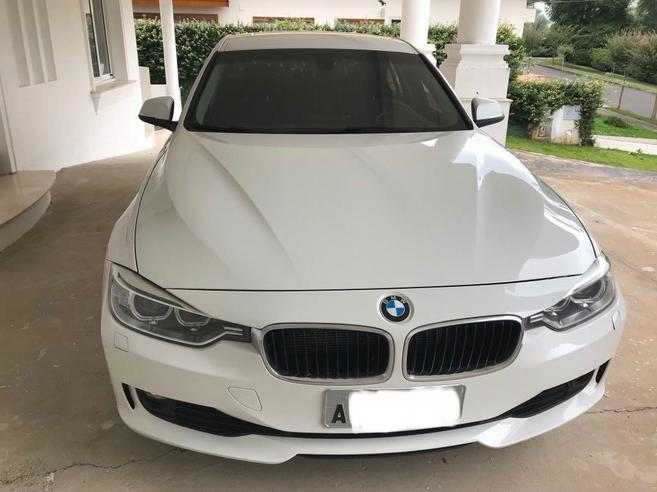 BMW 320i 2.0 GP 16V TURBO ACTIVE FLEX 4P AUTOMÁTICO 2014/2014