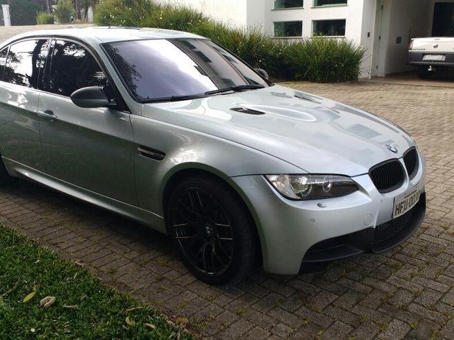 BMW M3 4.0 SEDAN V8 32V GASOLINA 4P AUTOMATIZADO 2011/2011